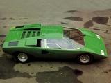 Pictures of Lamborghini Countach LP500 Prototype 1972