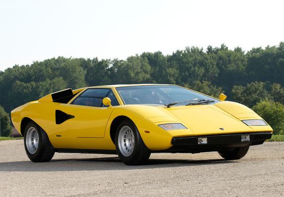 Pictures Of Lamborghini Countach Lp400 Uk Spec 1974 78