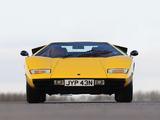 Pictures of Lamborghini Countach LP400 UK-spec 1974–78