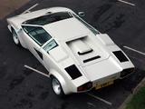 Pictures of Lamborghini Countach LP5000 S Quattrovalvole 1985–89