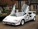 Pictures of Lamborghini Countach LP5000 S Quattrovalvole 1985–89