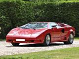 Pictures of Lamborghini Countach 25th Anniversary 1988–90
