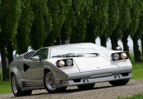 Pictures Of Lamborghini Countach 25th Anniversary 1988 90