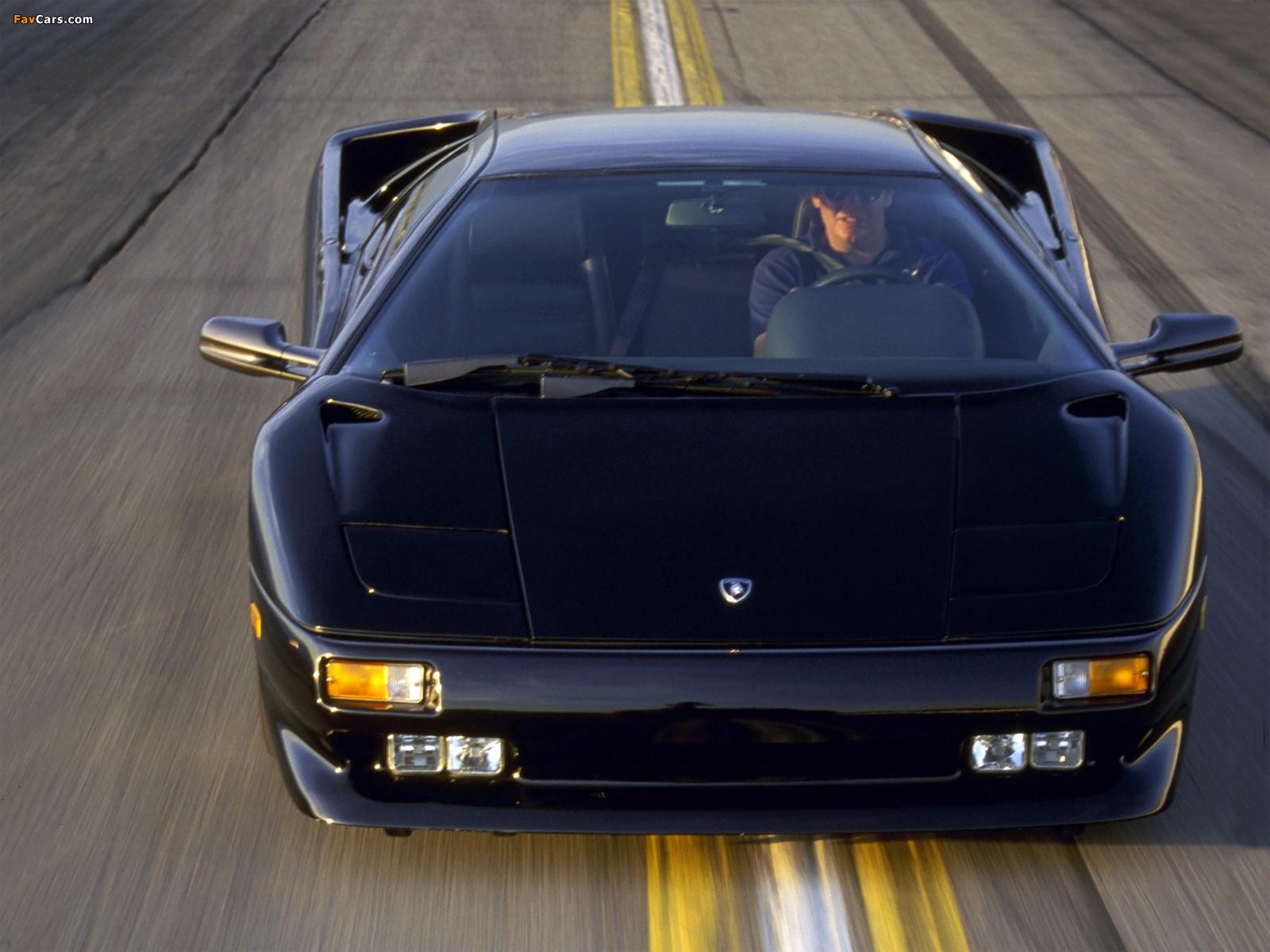 Lamborghini Diablo 1990 >> Images Of Lamborghini Diablo 1990 94
