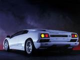 Images of Lamborghini Diablo 1990–93