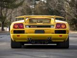 Images of Lamborghini Diablo North America 1990–93