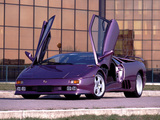 Images of Lamborghini Diablo SE30 1994–95