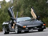 Images of Lamborghini Diablo VT Roadster AU-spec 1995–98