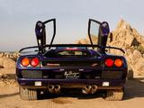 Images of Lamborghini Diablo SV Monterey Edition 1998