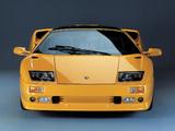 Images of Lamborghini Diablo VT Roadster (ver.2) 1999–2000