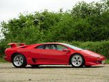 Lamborghini Diablo UK-spec 1990–93 images