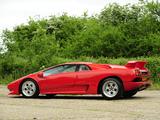 Lamborghini Diablo UK-spec 1990–93 photos