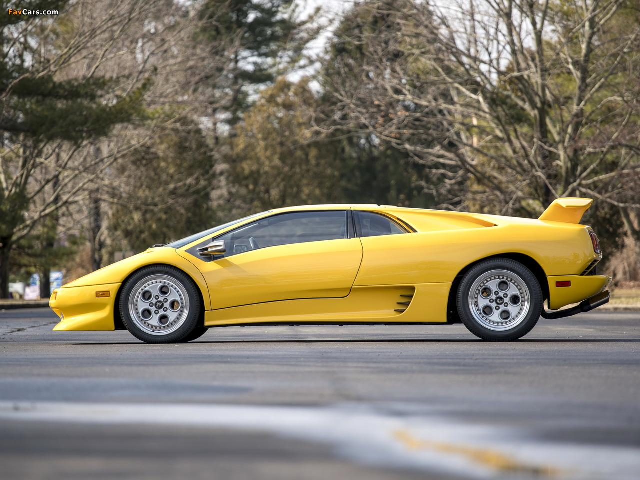 Lamborghini Diablo North America 1990–93 photos (1280 x 960)