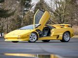 Lamborghini Diablo North America 1990–93 wallpapers