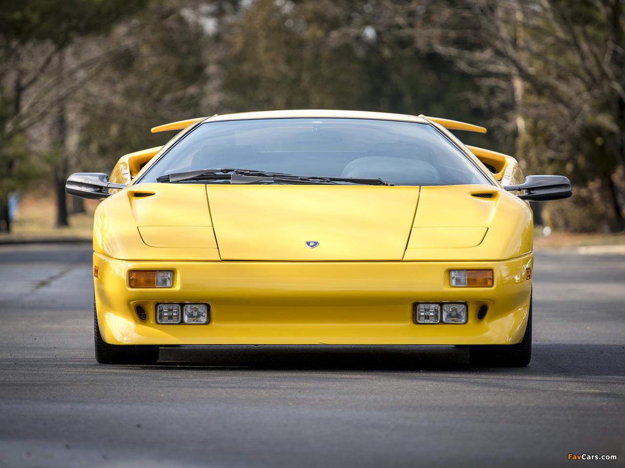 Lamborghini Diablo North America 1990–93 wallpapers (1280 x 960)