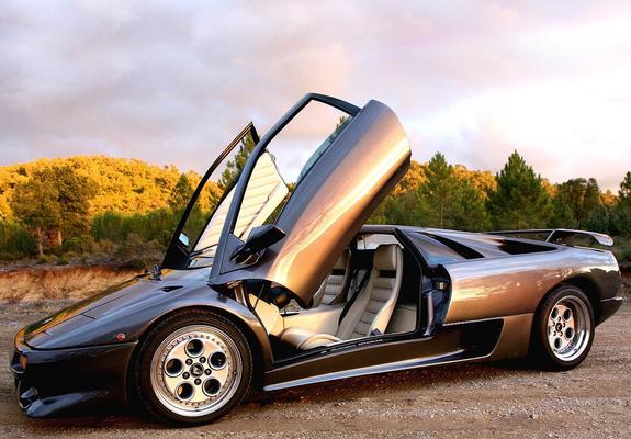 Lamborghini Diablo 1993 98 Images
