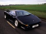 Lamborghini Diablo VT UK-spec 1993–98 pictures
