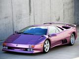Lamborghini Diablo SE30 1994–95 photos