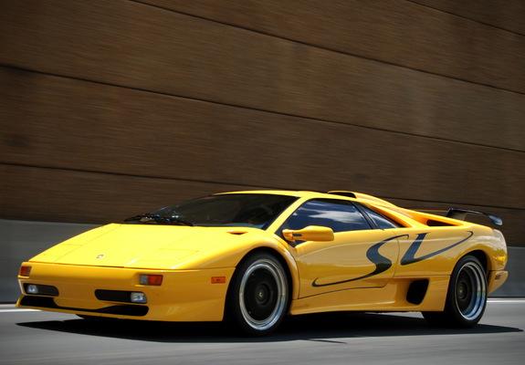 Lamborghini Diablo Sv   Images