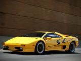 Lamborghini Diablo SV 1995–98 images