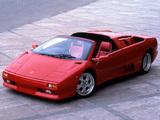 Lamborghini Diablo VT Roadster (ver.1) 1995–98 photos