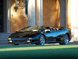 Lamborghini Diablo VT Roadster 1995–98 pictures