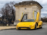 Lamborghini Diablo SV 1995–98 wallpapers