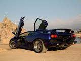Lamborghini Diablo SV Monterey Edition 1998 pictures