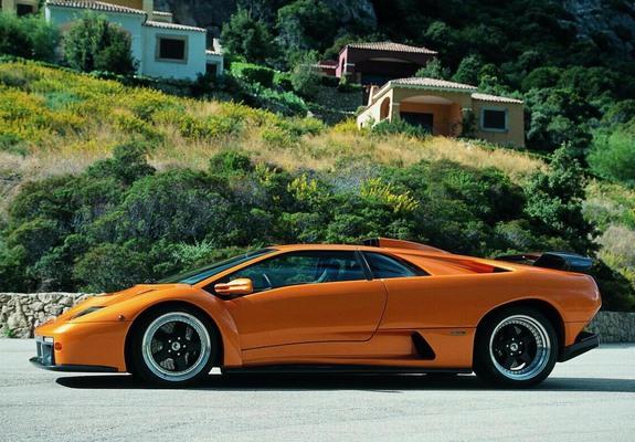 Lamborghini Diablo Gt 1999 Pictures