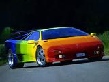 Rinspeed Lamborghini Diablo VT 1999 pictures