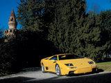 Lamborghini Diablo VT 6.0 2000–01 images