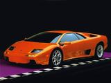 Lamborghini Diablo VT 6.0 2000–01 photos
