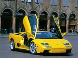 Lamborghini Diablo VT 6.0 2000–01 wallpapers