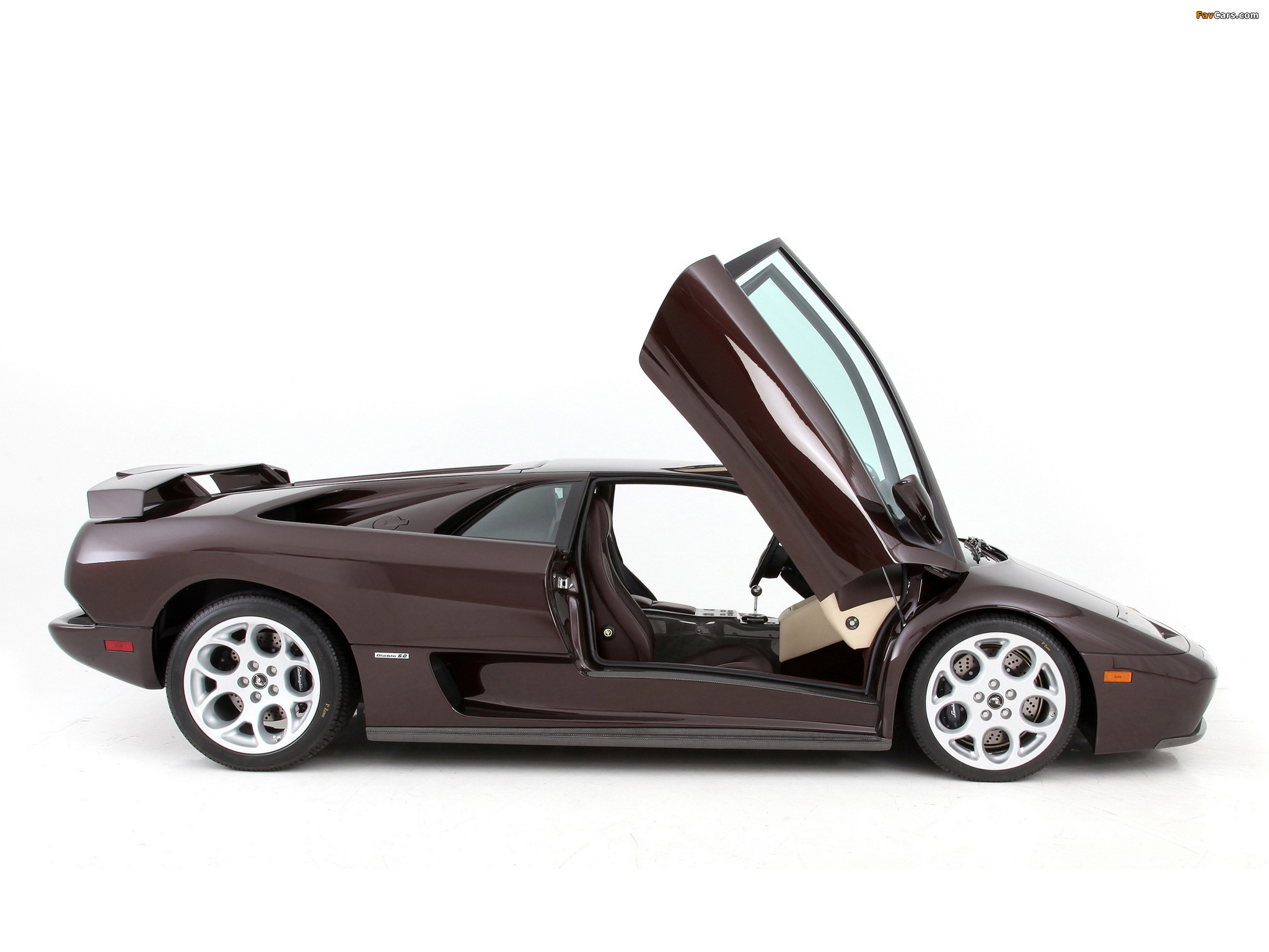 Lamborghini Diablo VT 6.0 SE 2001 photos (2048 x 1536)