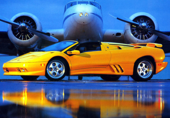 Lamborghini Diablo Wallpapers