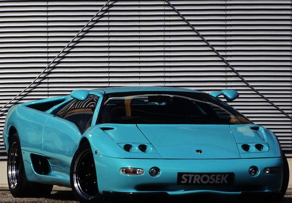 Strosek Lamborghini Diablo Images