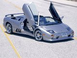 Lamborghini Diablo VTR-S wallpapers