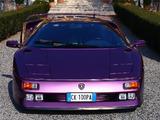Photos of Lamborghini Diablo SE30 1994–95