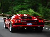 Photos of Lamborghini Diablo SV 1995–98