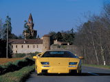 Photos of Lamborghini Diablo VT 6.0 2000–01