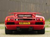 Pictures of Lamborghini Diablo UK-spec 1990–93