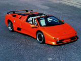 Pictures of Lamborghini Diablo SV Roadster 1998–99