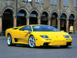 Pictures of Lamborghini Diablo VT 6.0 2000–01