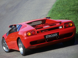 Pictures of Strosek Lamborghini Diablo