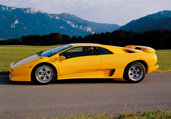 Lamborghini Diablo 1990 >> Lamborghini Diablo 1990 93 Wallpapers