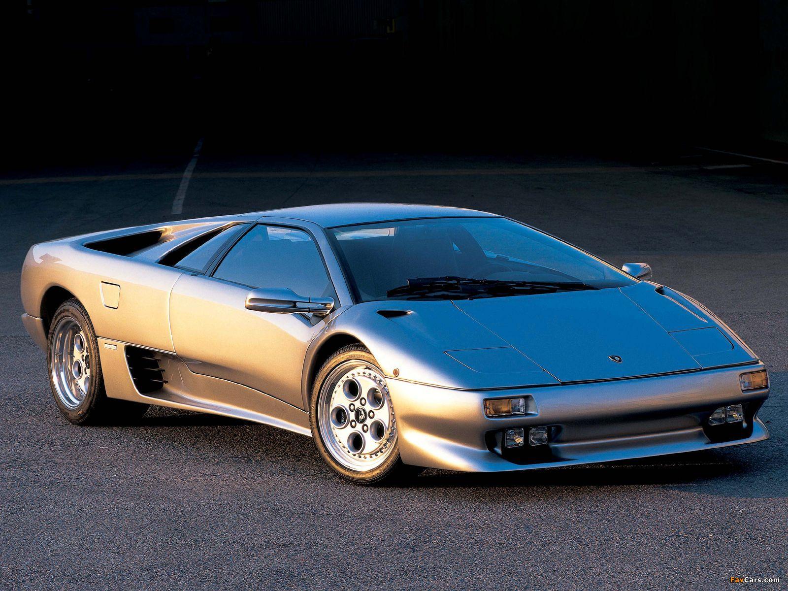 Information On Lamborghini >> Lamborghini Diablo VT (ver.1) 1993–98 wallpapers (1600x1200)