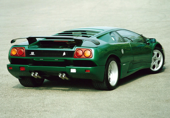 Lamborghini Diablo Se30 199495 Wallpapers