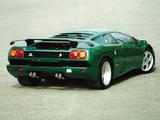 Lamborghini Diablo SE30 1994–95 wallpapers