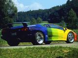 Rinspeed Lamborghini Diablo VT 1999 wallpapers