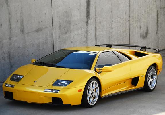 Lamborghini Diablo Vt 6 0 2000 01 Wallpapers